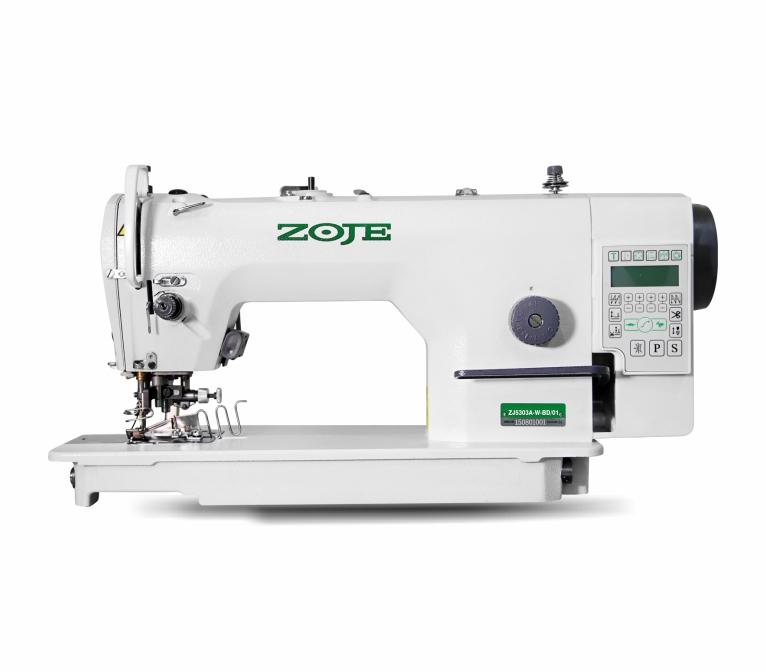 Zj40awbdb High Speed Computerized Side Cutter Lockstitch Sewing Impressive All In One Sewing Machine