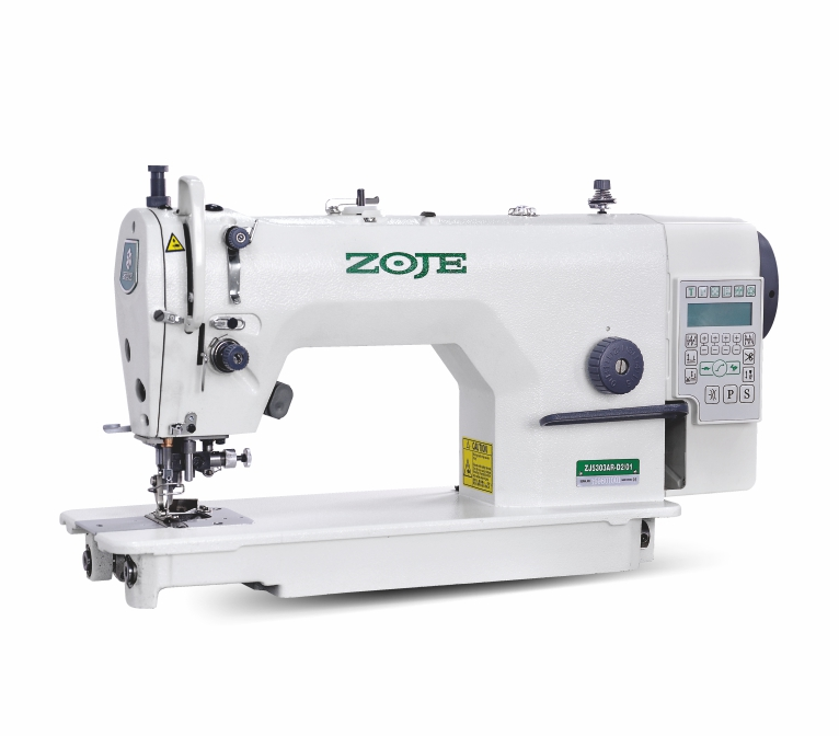 Zj40awbd High Speed Computerized Side Cutter Lockstitch Sewing Stunning All In One Sewing Machine
